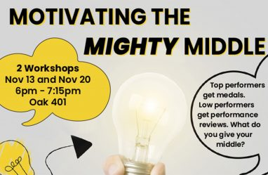 mighty middle workshop