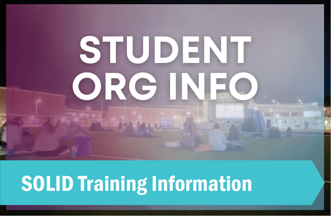 student org info solid