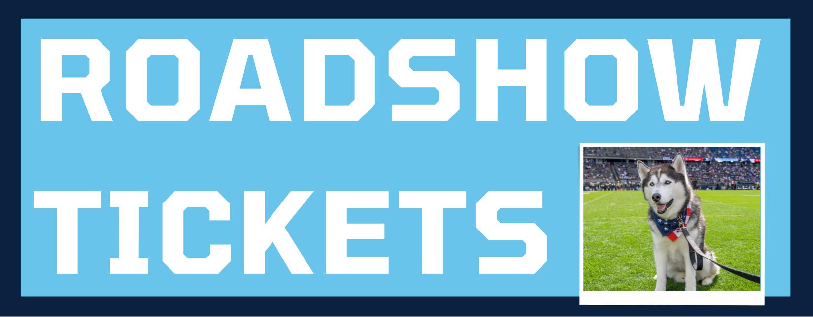 roadshow tickets web new